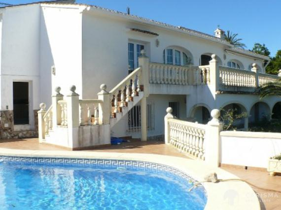 Villa in Javea close to the beach and amenities