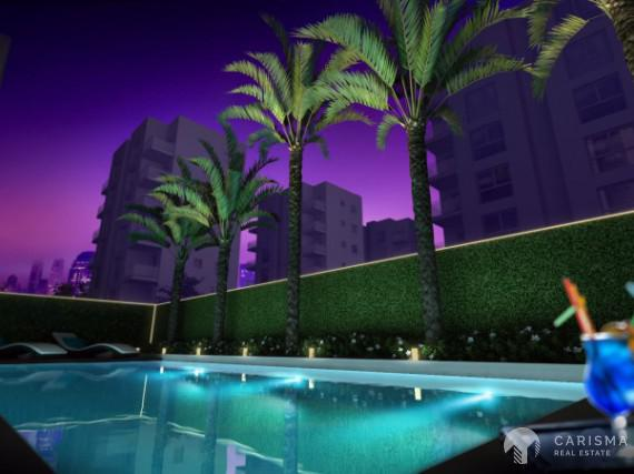 New and modern apartments for sale inTorrevieja