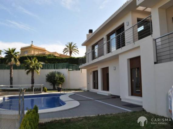 Well kept villa in Javea for sale