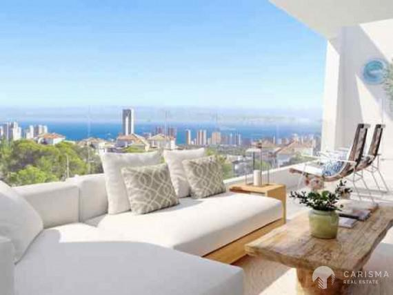 New apartments in Finestrat for sale