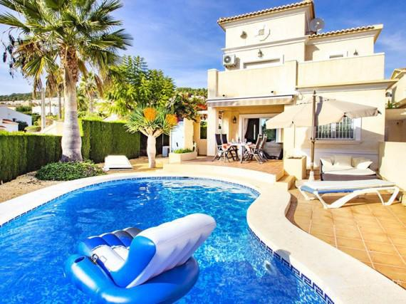 Semidetached for sale in Calpe 1