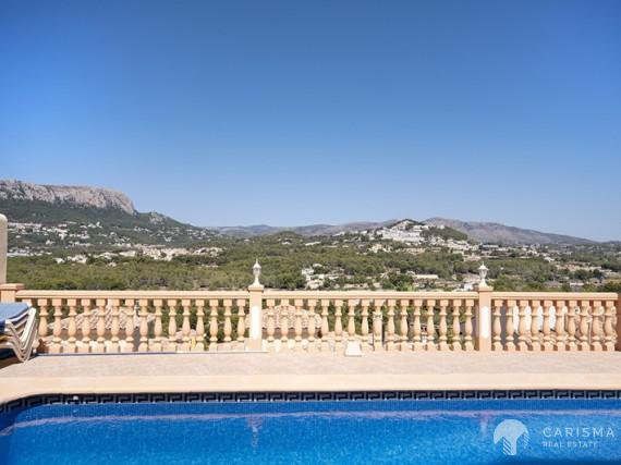 Semidetached for sale in Calpe 2