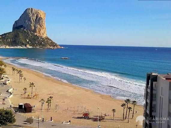 New and luxury apartments in Calpe 1