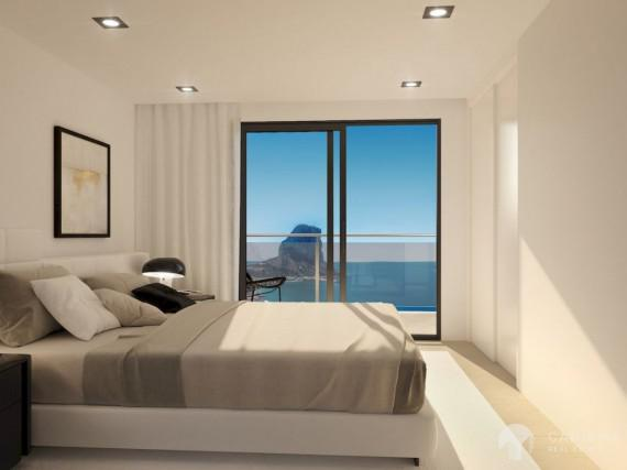 New and luxury apartments in Calpe 2