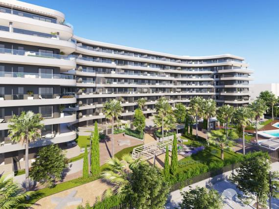 New and modern apartments for sale in  Malaga. 1