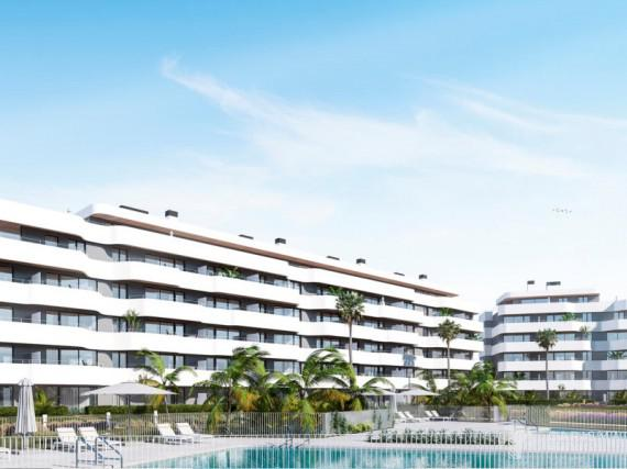 New apartaments for sale in Torremolinos 1