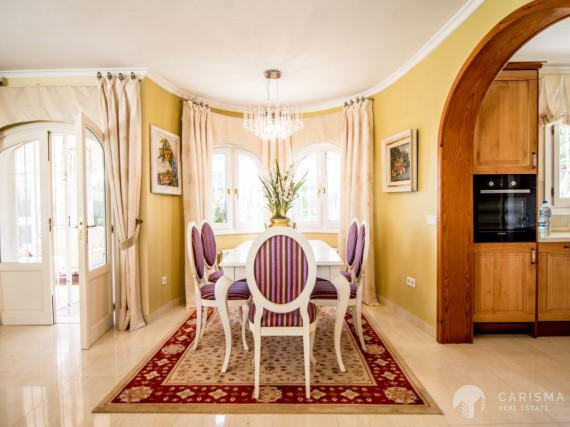 A cozy Mediterranean villa in a peaceful residencial area of Calpe (6)