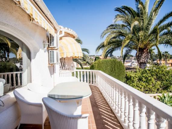 A cozy Mediterranean villa in a peaceful residencial area of Calpe (29)