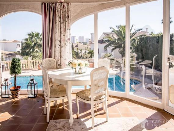 A cozy Mediterranean villa in a peaceful residencial area of Calpe (30)