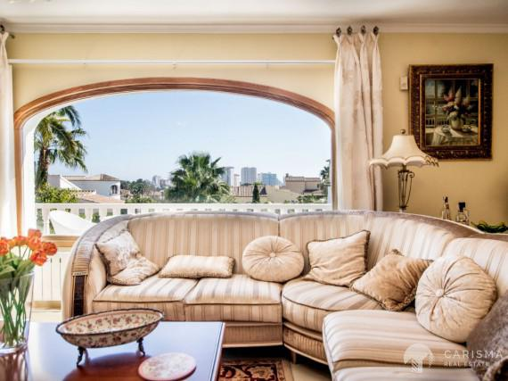 A cozy Mediterranean villa in a peaceful residencial area of Calpe (8)