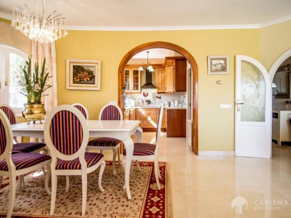 A cozy Mediterranean villa in a peaceful residencial area of Calpe (10)
