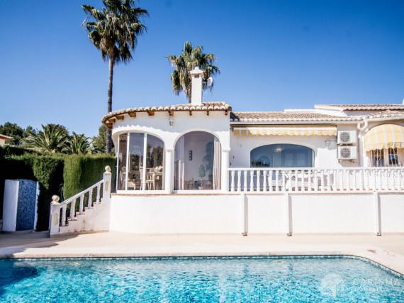 A cozy Mediterranean villa in a peaceful residencial area of Calpe (4)